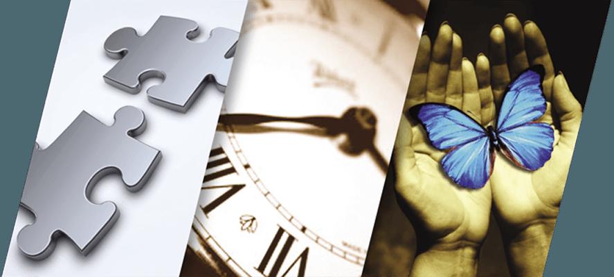 slider image clock